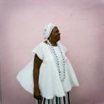 Brazil, Cachoeira, Salvador da Bahia. 65 year old Irmana Agda has been a member of the Irmandada da Boa Morte (Sisterhood of the Good Death) for 13 years.