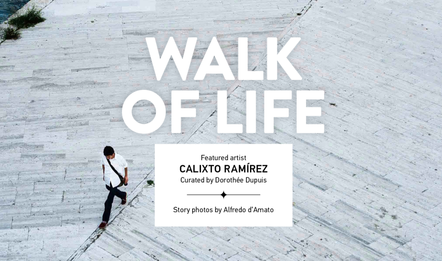 Calixto Ramìrez for WONDEREUR