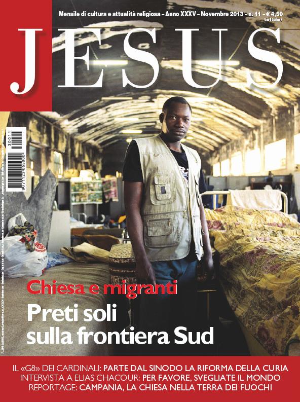 [CP - 100] JESUS/SERVIZI/PAGINE ... 11 - 01/11/13
