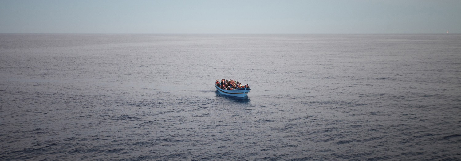 Mare Nostrum, Rescue at sea