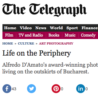 Life on the Periphery on THE TELEGRAPH