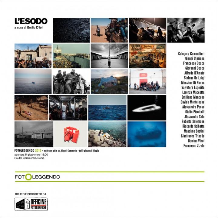 'L'Esodo' - Fotoleggendo
